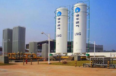 港华燃气-气体泄漏监控系统工程案例